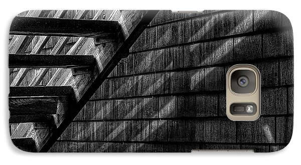 Galaxy S7 Case featuring the photograph Stairs by David Patterson