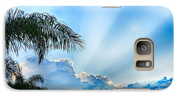 Galaxy Case featuring the photograph Stairway To Heaven by Don Durfee