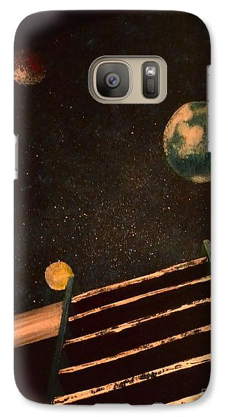 Stairwell To Heaven Galaxy S7 Case