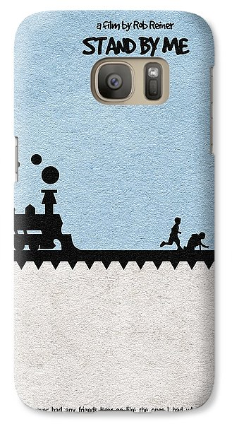 Train Galaxy S7 Case - Stand By Me by Inspirowl Design