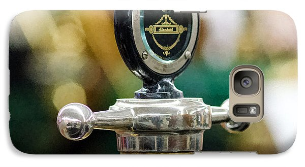 Galaxy Case featuring the photograph Standard Hood Ornament/radiator Cap by JRP Photography