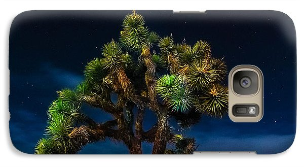 Galaxy Case featuring the photograph Standing by Angela J Wright