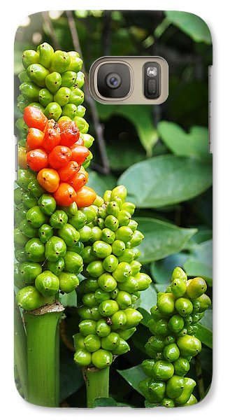 Galaxy Case featuring the photograph Standing Out In A Crowd by Deborah Fay