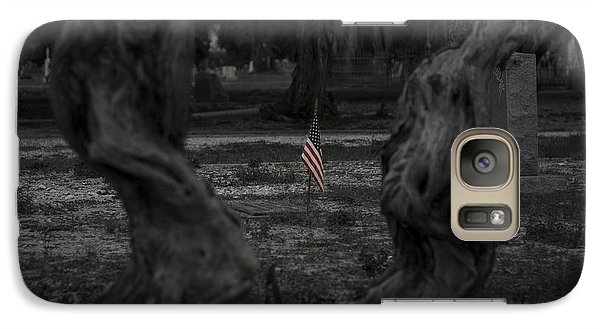 Galaxy Case featuring the photograph Standing Proud by Amber Kresge