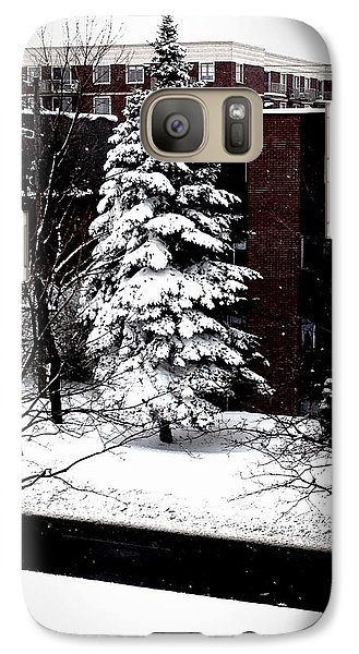 Galaxy Case featuring the photograph Standing Tall by Zinvolle Art