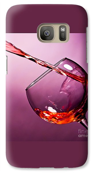 Cocktails Galaxy S7 Case - Standing Water by Matthew Trudeau