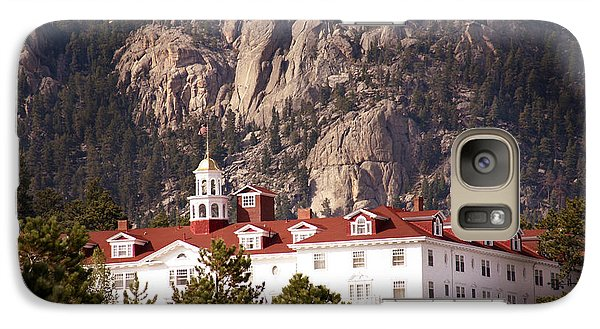 Stanley Hotel Estes Park Galaxy Case by Marilyn Hunt