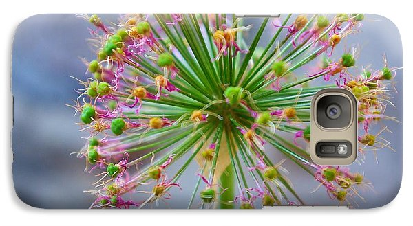 Galaxy Case featuring the photograph Star Burst by John S