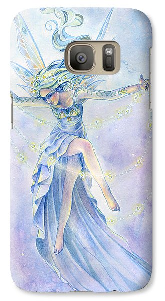 Fantasy Galaxy S7 Case - Star Dancer by Sara Burrier