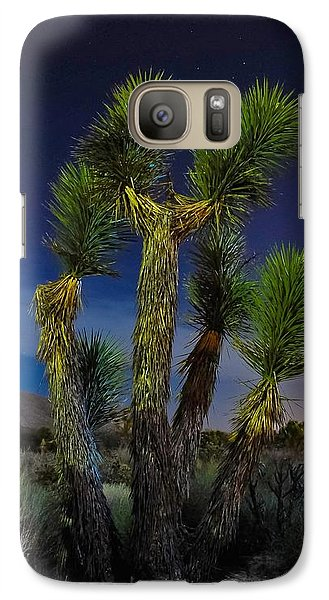 Galaxy Case featuring the photograph Star Gazing by Angela J Wright