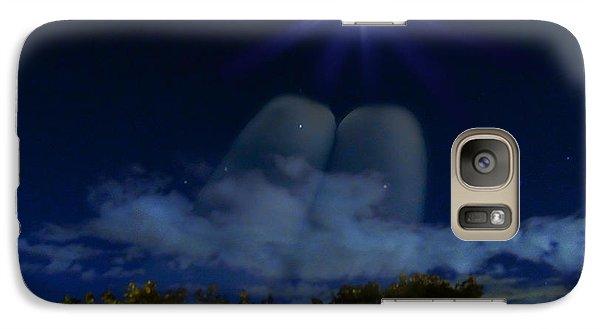 Galaxy Case featuring the photograph Star Gazing by Glenn Feron