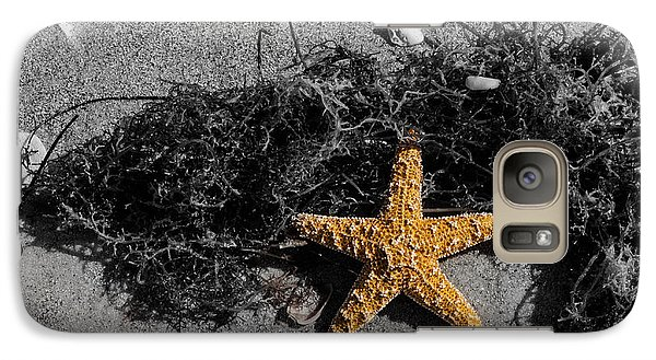 Galaxy Case featuring the photograph Star Man by Randy Sylvia