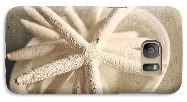 Galaxy Case featuring the photograph Starfish In A Bowl by Sylvia Cook