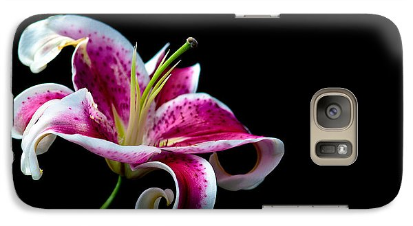 Galaxy Case featuring the photograph Stargazer by Sennie Pierson