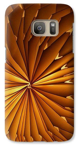 Galaxy Case featuring the photograph Starlight by Geri Glavis
