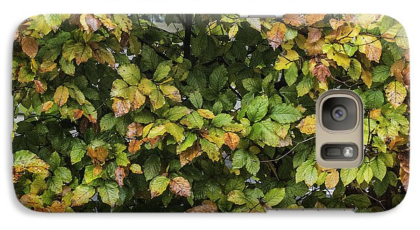 Galaxy Case featuring the photograph Start Of Fall by Michael Canning