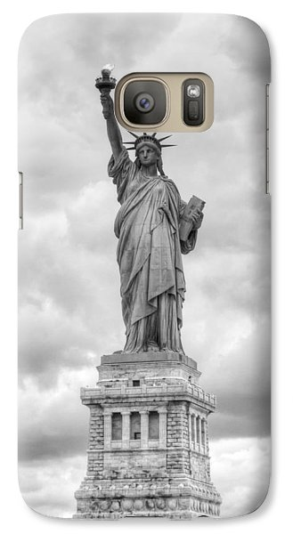 Statue Of Liberty Full Galaxy S7 Case