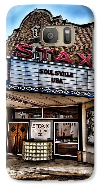 Stax Records Galaxy S7 Case