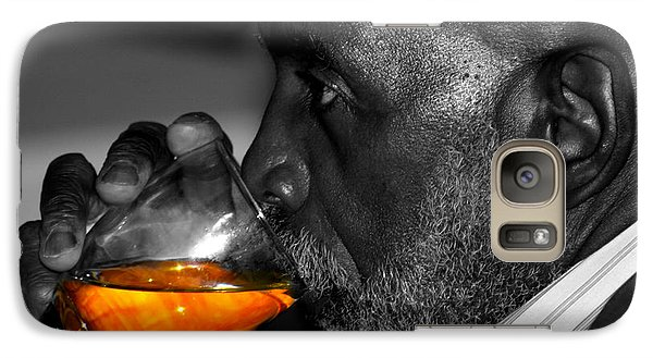 Galaxy Case featuring the photograph Stay Thirsty My Friend by Jerome Lynch