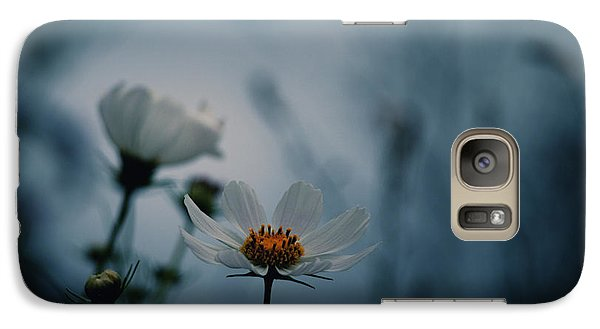 Galaxy Case featuring the photograph Stay With Me A While by Rachel Mirror