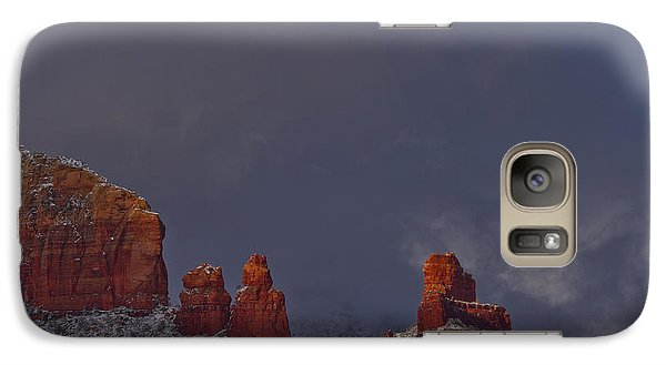 Galaxy Case featuring the photograph Steamboat Glistens by Tom Kelly
