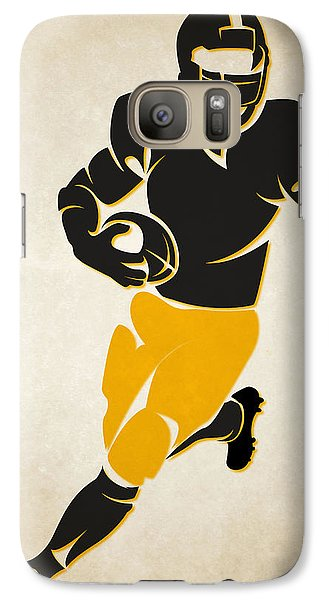 Steelers Shadow Player Galaxy S7 Case