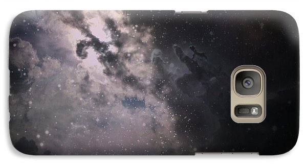 Galaxy Case featuring the photograph Stellar 8 by Cynthia Lassiter