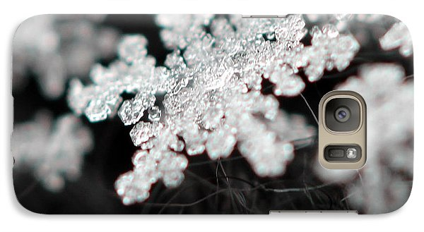 Galaxy Case featuring the photograph Stellar Dendrite by Stacey Zimmerman