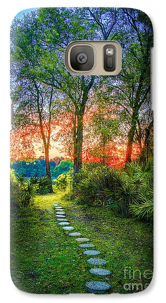 Stepping Stones To The Light Galaxy S7 Case