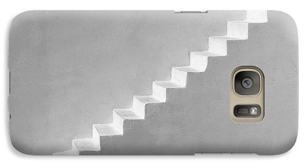 Galaxy Case featuring the photograph Steps To Heaven by Ana Maria Edulescu