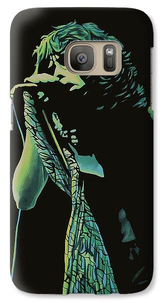 Steven Tyler 2 Galaxy S7 Case