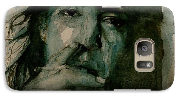 Stevie Ray Vaughan Galaxy S7 Case