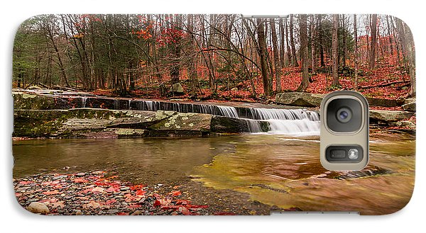 Galaxy Case featuring the photograph Stickney Brook 1 by Jeremy Farnsworth