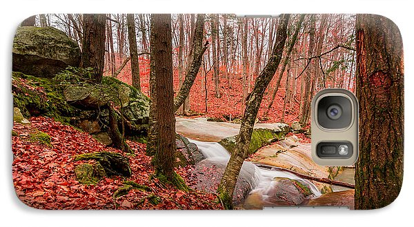 Galaxy Case featuring the photograph Stickney Brook 2 by Jeremy Farnsworth