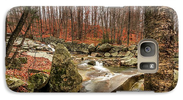 Galaxy Case featuring the photograph Stickney Brook 3 by Jeremy Farnsworth