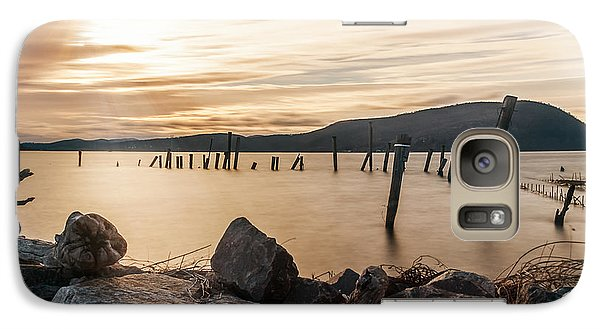 Galaxy Case featuring the photograph Stick's And Stone's by Anthony Fields