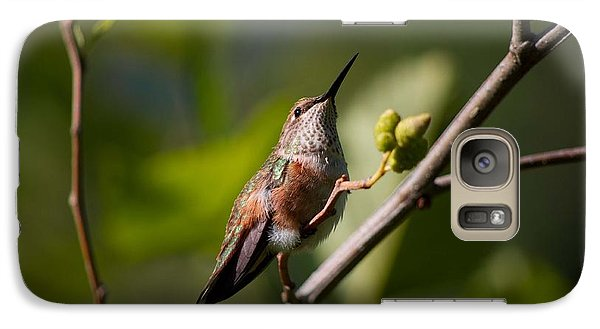 Galaxy Case featuring the photograph Still For A Moment by Adria Trail