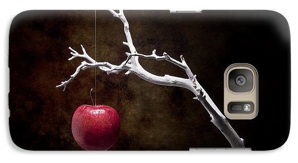 Apple Galaxy S7 Case - Still Life Apple Tree by Tom Mc Nemar