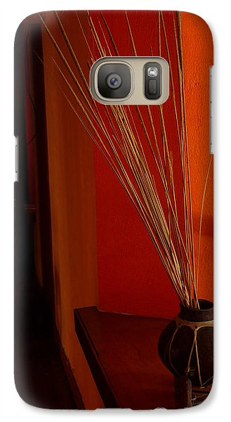 Galaxy Case featuring the photograph Still Life In Baja by Alan Socolik