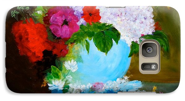 Galaxy Case featuring the painting Still Life by Jenny Lee