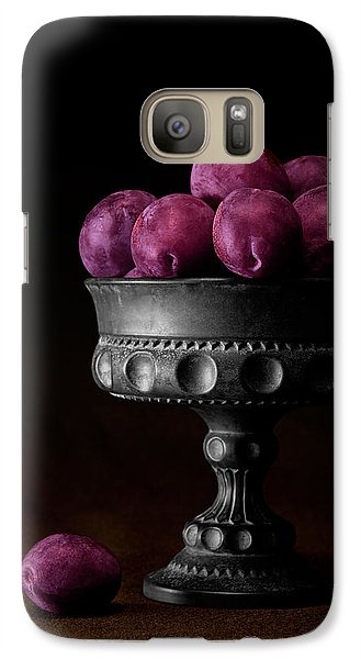 Still Life With Plums Galaxy S7 Case