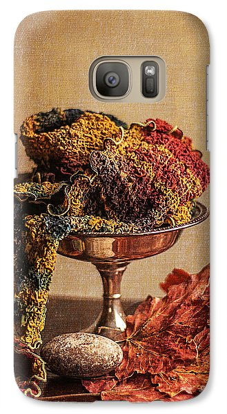 Still Life With Scarf Galaxy S7 Case