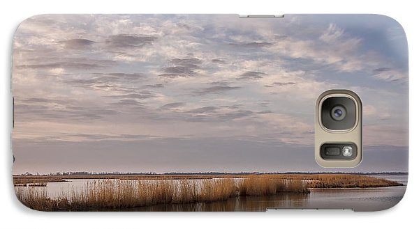 Galaxy Case featuring the photograph Still Morning by Scott Bean
