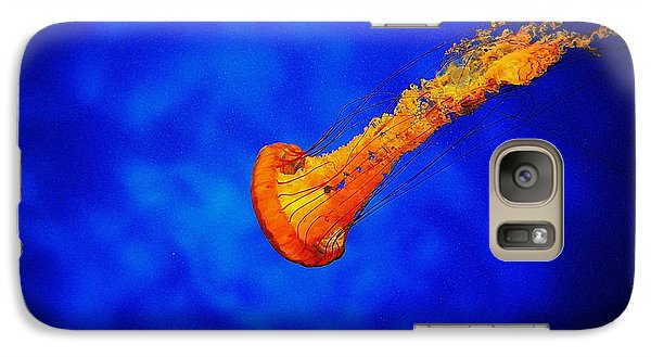 Galaxy Case featuring the photograph Stinging Nettles by Lisa L Silva