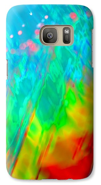 Galaxy Case featuring the photograph Stir It Up by Dazzle Zazz
