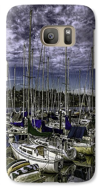 Galaxy Case featuring the photograph Stirring The Sky by Jean OKeeffe Macro Abundance Art