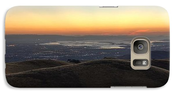 Galaxy Case featuring the photograph Stop. Look. Enjoy. by Peter Thoeny