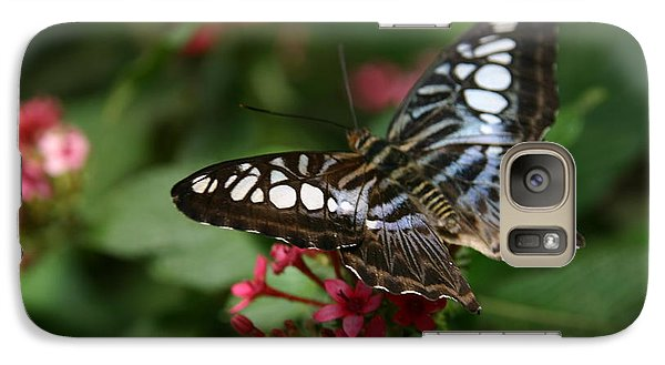 Galaxy Case featuring the photograph Stopping By by Denyse Duhaime