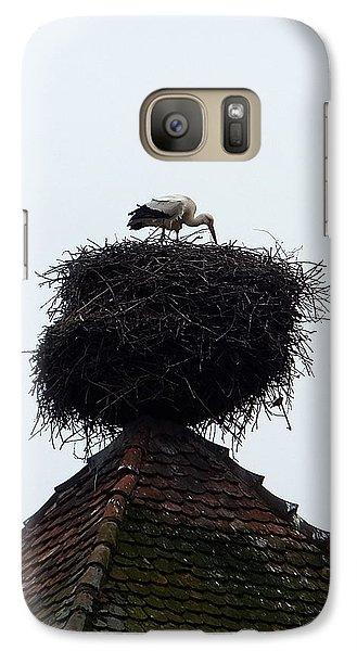 Stork Galaxy S7 Case