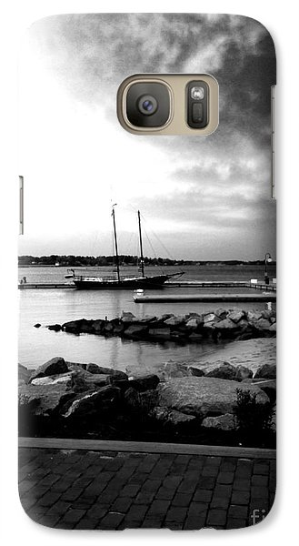 Galaxy Case featuring the photograph Storm Chaser by Linda Mesibov